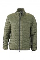 Men's Lightweight Jacket, Jacken, olive/silver