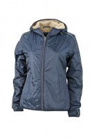 Ladies' Winter Sports Jacket, Jacken, navy/camel