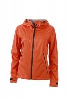 Ladies' Outdoor Jacket, Jacken, dark-orange/iron-grey