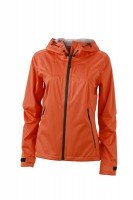 Ladies' Outdoor Jacket, Jacken, dark-orange/iron-grey