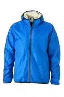Men's Winter Sports Jacket, Jacken, royal/off-white