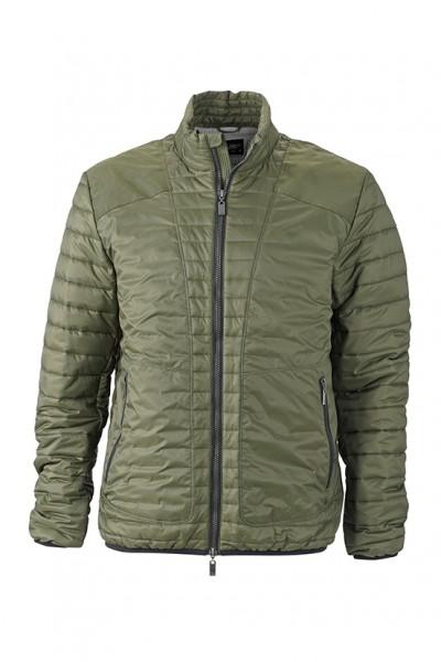 Men's Lightweight Jacket, Jacken, olive/silver