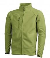 Men's Bonded Fleece Jacket, Jacken, green/navy